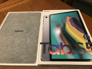 Samsung Galaxy Tab S5e 64GB, Wi-Fi, 10.5in - Silver A1 Condition EXCELLENT UK