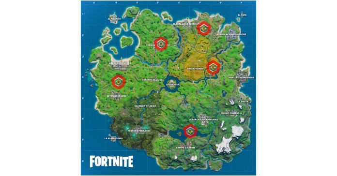 Fortnite Shadow Shelters