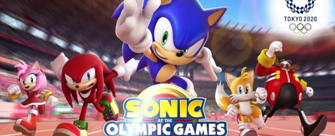 Sonic celebrates the Tokyo Olympics with new game for Android and iOS