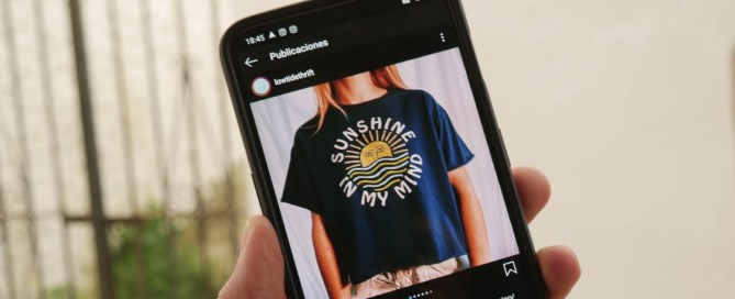 Use Instagram as eBay, so young people turn to the social network