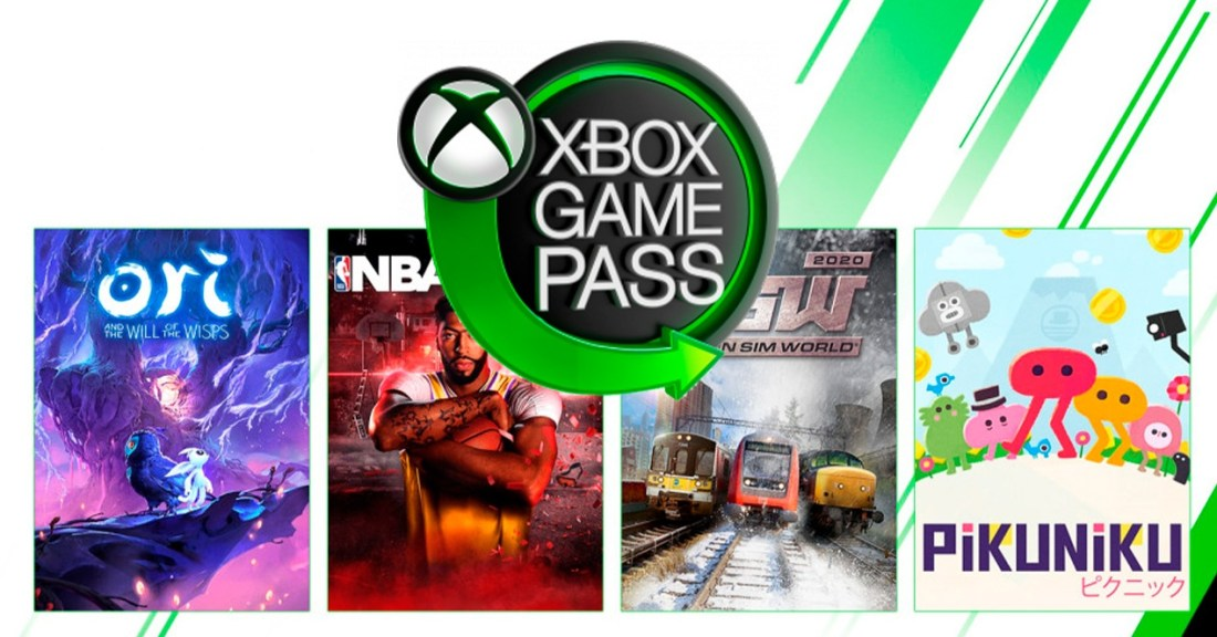 Games March Xbox Game Pass