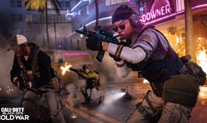 Call of Duty Cold war multiplayer