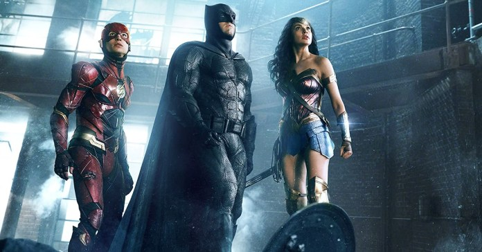 Do we finally have a definitive title for the Snyder Cut?