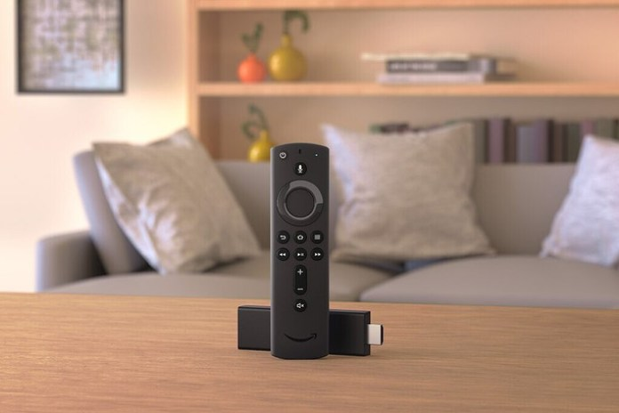 This is the new Amazon Fire TV Stick