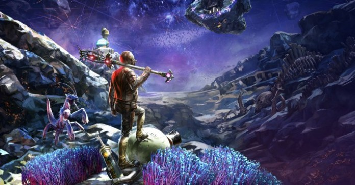 The Outer Worlds Steam