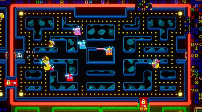Pac-Man Mega Tunnel Battle