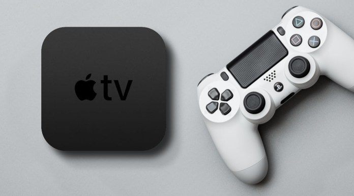 Apple TV game controller how to connect them