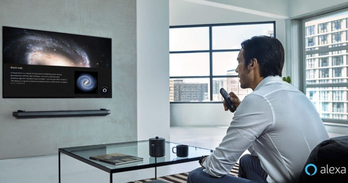 Alexa on your Smart TV: two different ways to enjoy the assistant