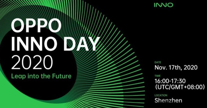 Oppo is getting ready to demonstrate great technological innovations!  Watch it live