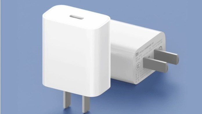 Xiaomi iPhone 12 charger
