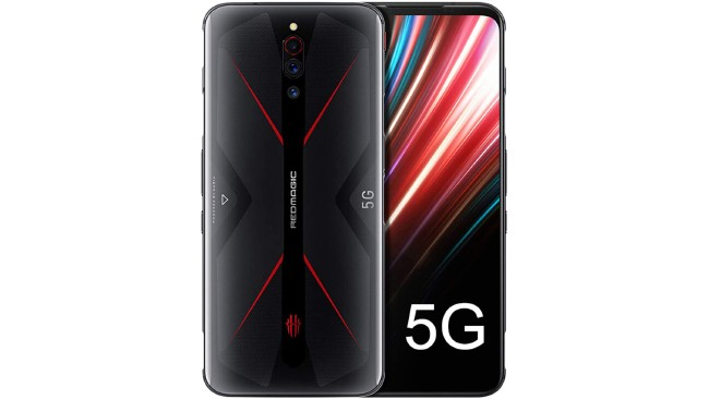 Smartphone Nubia Red Magic 5G