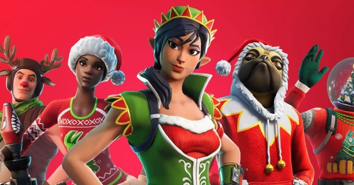 Fortnite will once again have a New Year's Eve party with these fireworks