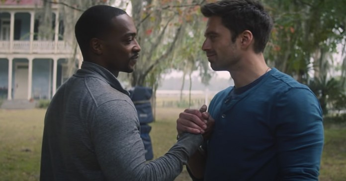 Don't Blink: Falcon and the Winter Soldier Also Get First Trailer