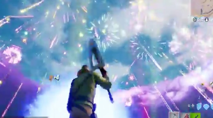Fornite fires
