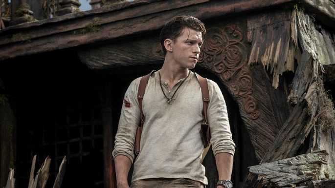 Uncharted movie image