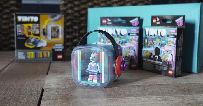 We tested LEGO Vidiyo: building your music video with pieces and an AR app