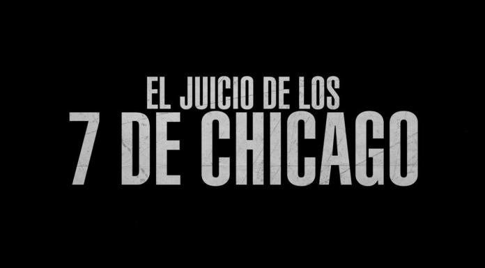 The Chicago 7 trial