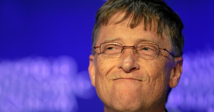 Bill Gates explains why he uses Android in the exclusive iPhone app