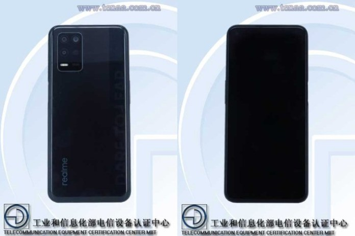 Supposed Realme Narzo 30 Pro has already been certified by TENAA