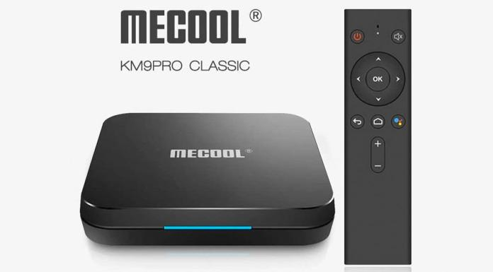 mecool KM9 Pro Android TV