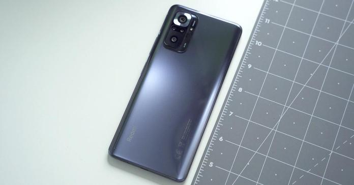 Xiaomi Redmi Note 10 Pro: safe bet for € 300