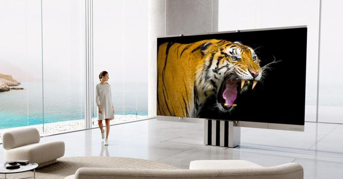 Luxury made with MicroLED: this is the 165-inch C SEED M1