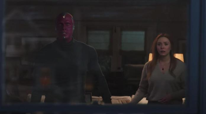 Scarlet Witch and Vision - Wandavision