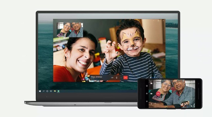 Voice and video calls arrive on the desktop version of WhatsApp