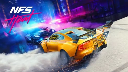 Need for Speed: Heat-P2P