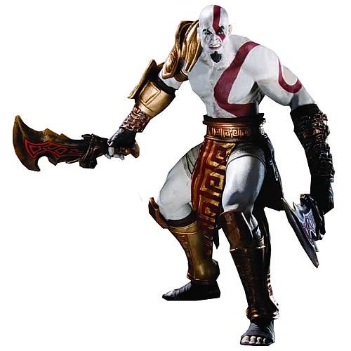 God of War Series 1 Kratos Action Figure