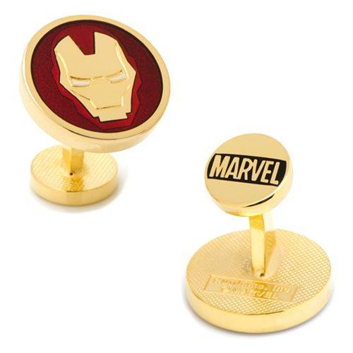Iron Man Face Cufflinks