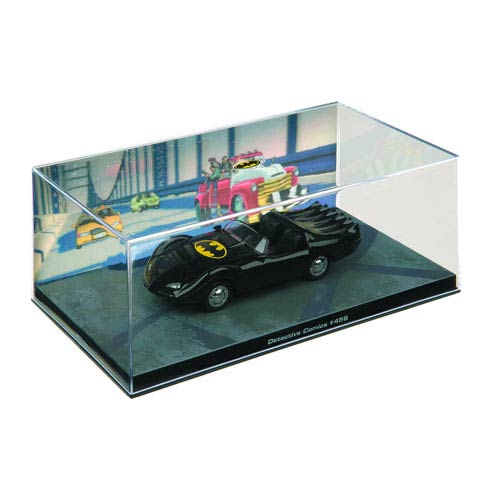 Batman Detective Comics #456 Vehicle with Collector Magazine