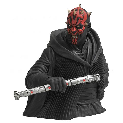 Star Wars Banks Collectible Bust