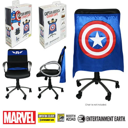 Captain America Chair Cape