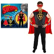Create Your Own Superhero Costume Kit