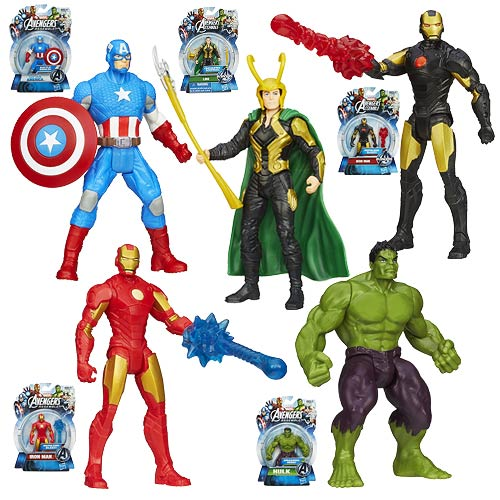 e1a45dfd80acd0 Avengers Assemble All-star Action Figures Wave 3