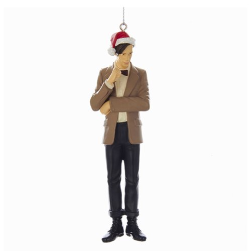 Doctor Who 11th Doctor 5-Inch Ornament