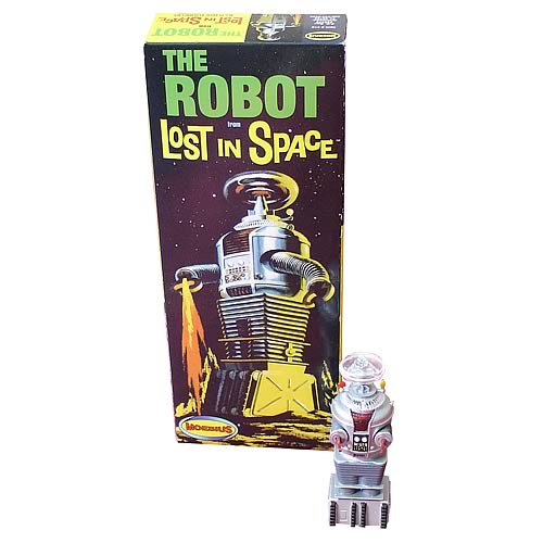 Lost in Space The Robot 1:24 Scale Model Kit