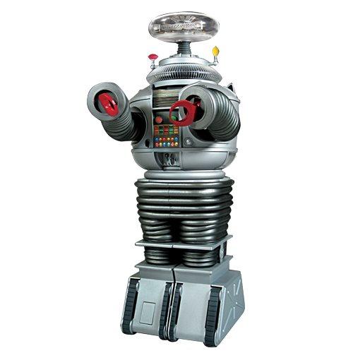 Lost in Space Robot Deluxe Model Kit