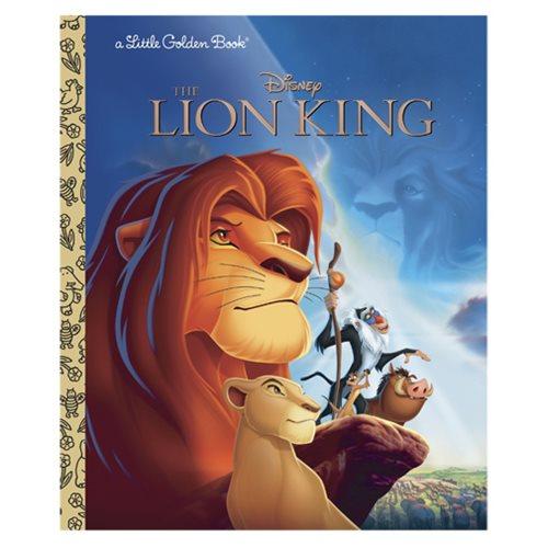 The Lion King Little Golden Book Penguin Random House Lion King Books At Entertainment Earth