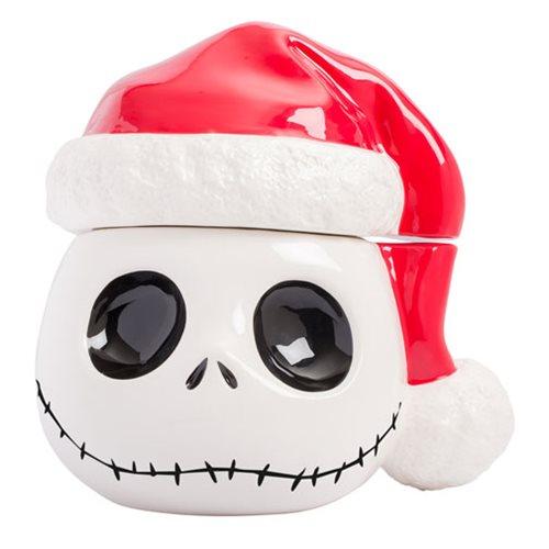 Nightmare Before Christmas Jack Christmas Cookie Jar