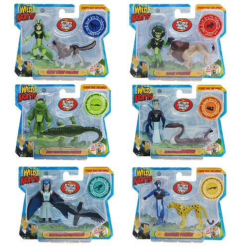Suit Crocodile Power Wild Kratts