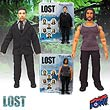 Lost Jack and Sayid 8-Inch Action Figures
