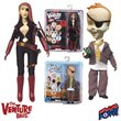 The Venture Bros. Molotov and Billy Quizboy Action Figures