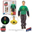 Big Bang Theory Sheldon Green Lantern/Hawkman 8-Inch Figure