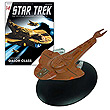 Star Trek Cardassian Galor Class Starship with Magazine