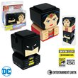 Batman and Wonder Woman Tiki Tiki Totem Set of 2-Con. Excl.