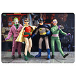 Batman Classic 1966 TV Series 1 8-Inch Action Figure Set