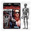 Terminator Chrome T-800 ReAction 3 3/4-Inch Action Figure