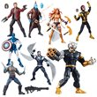 Guardians of the Galaxy Marvel Legends Action Figures Wave 1